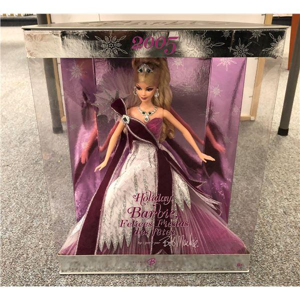 Holiday Barbie 2005 in original box by Bob Mackie