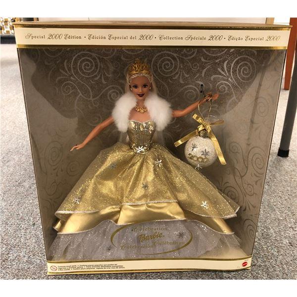 Celebration Barbie Special 2000 Edition in original box