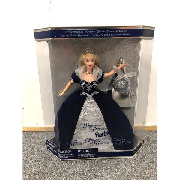 Millennium Princess Barbie Special Edition in original box