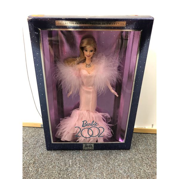 Barbie 2002 Collector Edition in original box