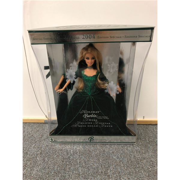 Special Edition 2004 Holiday Barbie in original box