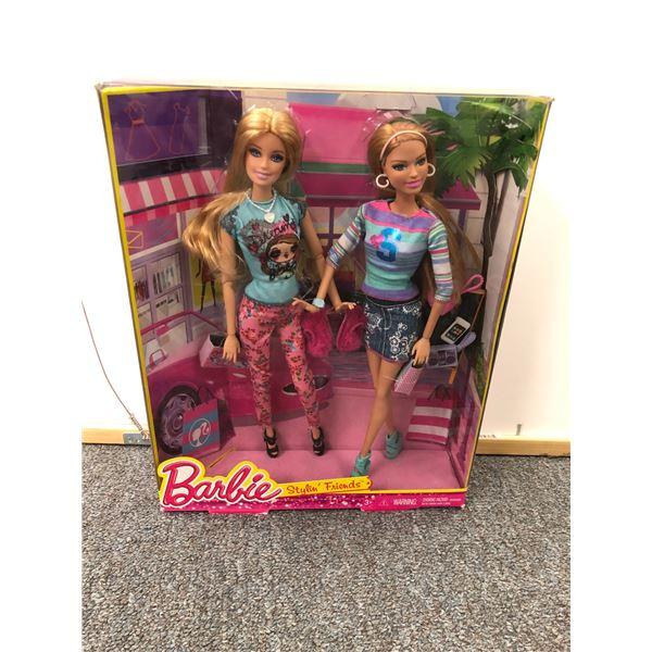 Barbie Stylin' Friends in original box