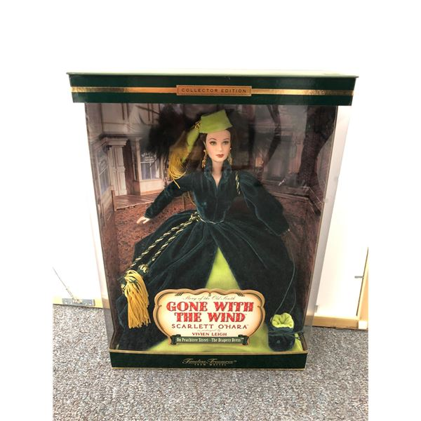 Gone With The Wind Scarlett O'Hara Timeless Treasures Collector Edition doll in original box