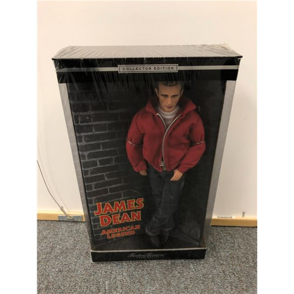 James Dean American Legend Timeless Treasures Collector Edition doll in original box