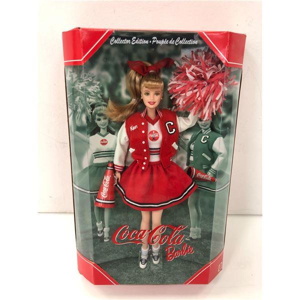 Collectors' Edition Coca Cola Barbie in original box