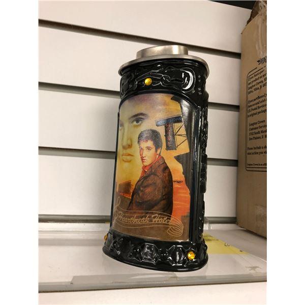 "Elvis Presley ""Heartbreak Hotel"" Stein comes w/ COA & original box"