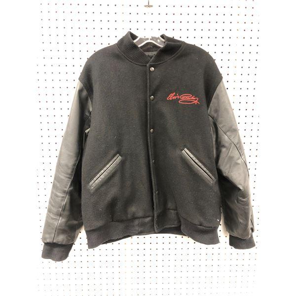 Elvis Presley Letterman's jacket size L