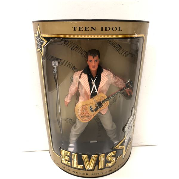 Elvis Presley Teen Idol collectors' doll in original box - specifically numbered collectors' edition