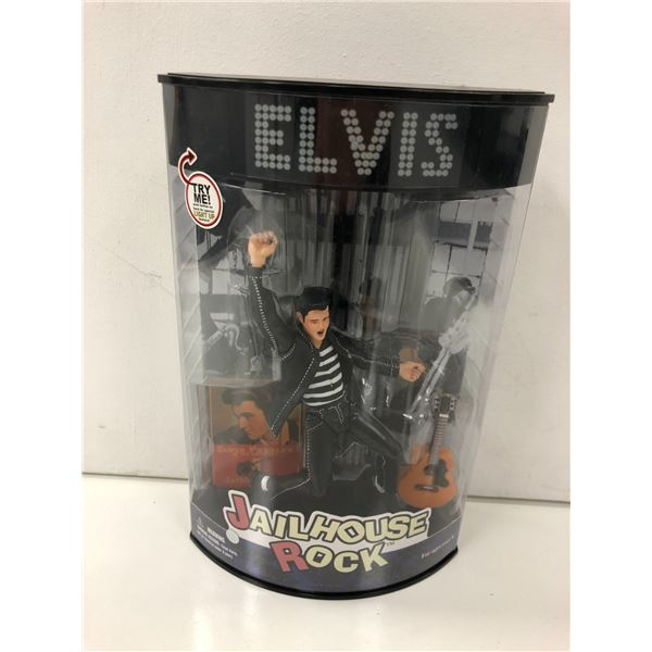 Elvis Jailhouse Rock collectors' doll in original box