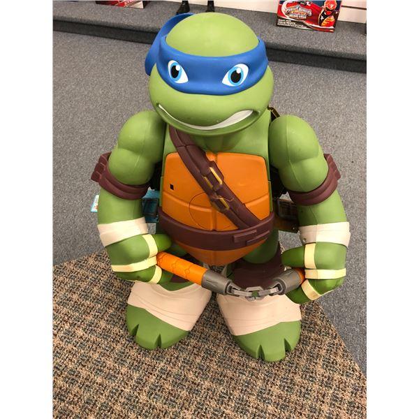 2ft Teenage Mutant Ninja Turtle collectors' toy