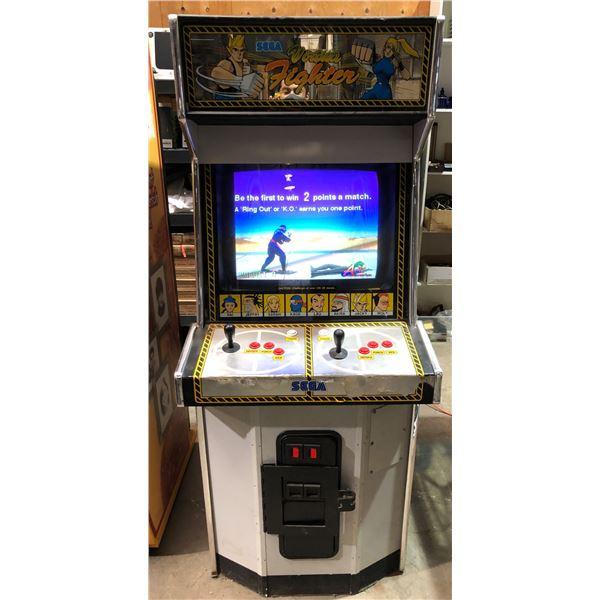 SEGA Virtua Fighter arcade video game - in good working order