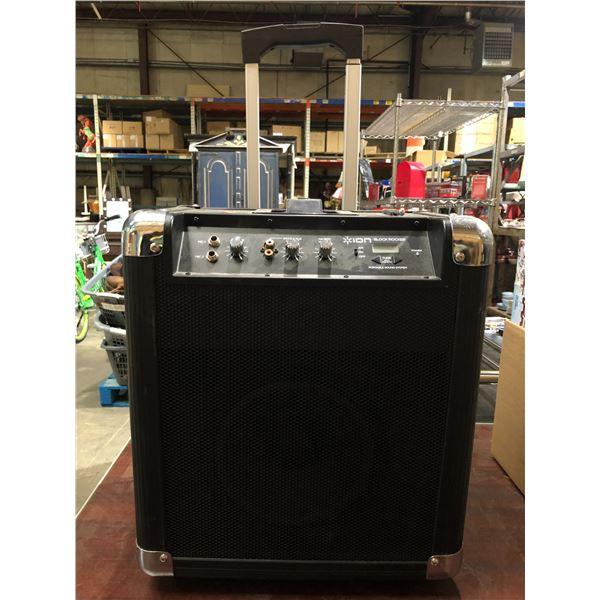 ION Block Rocker portable sound system
