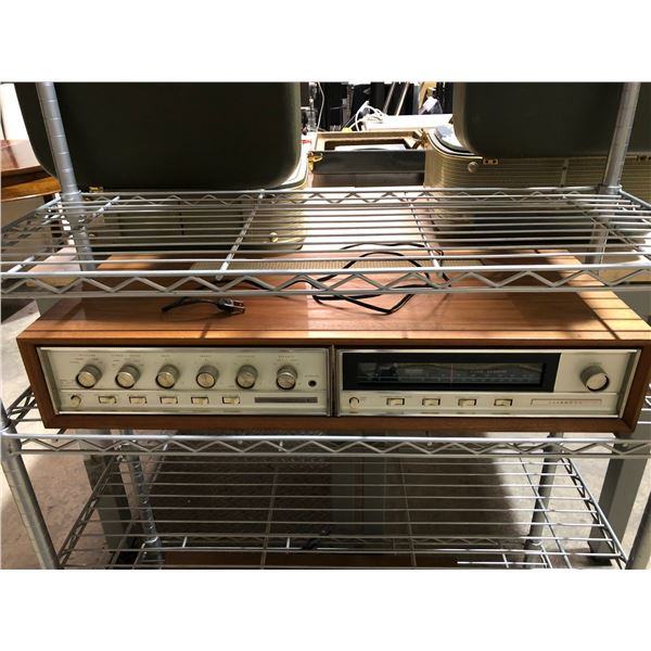 Vintage Sherwood home stereo