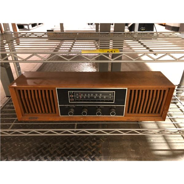 Vintage Strauss home stereo