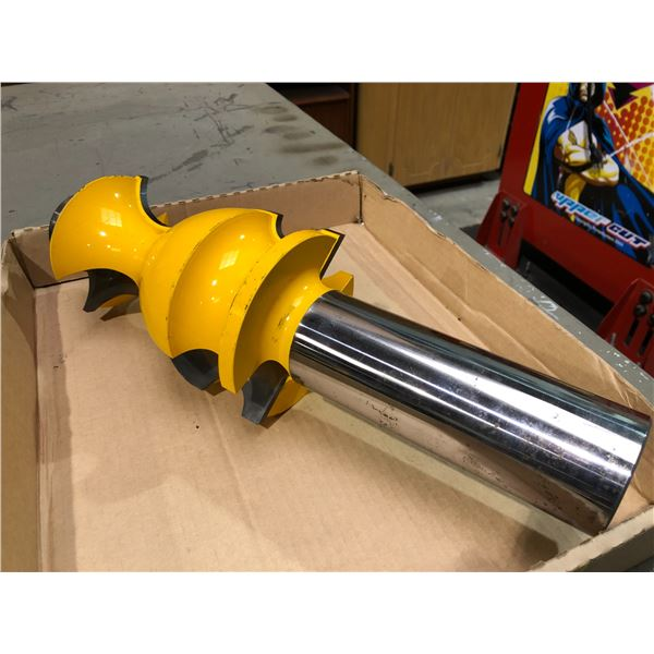 Heavy duty/ heavy gauge steel boring bit