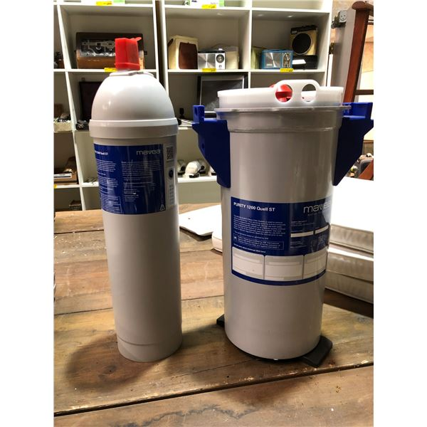 """Two """"new"""" Purity filters for Mavea water technology water purifier system - Purity C500 Quellst & Pu"""