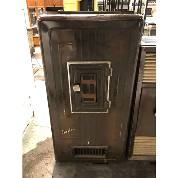 Sigler 2476 gas heater from the show