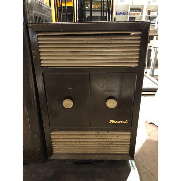 Fawcett gas heater