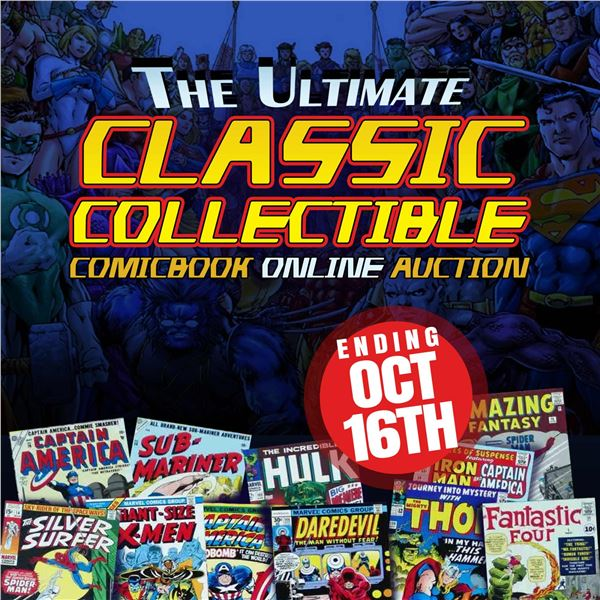 WELCOME TO THE ULTIMATE CLASSIC