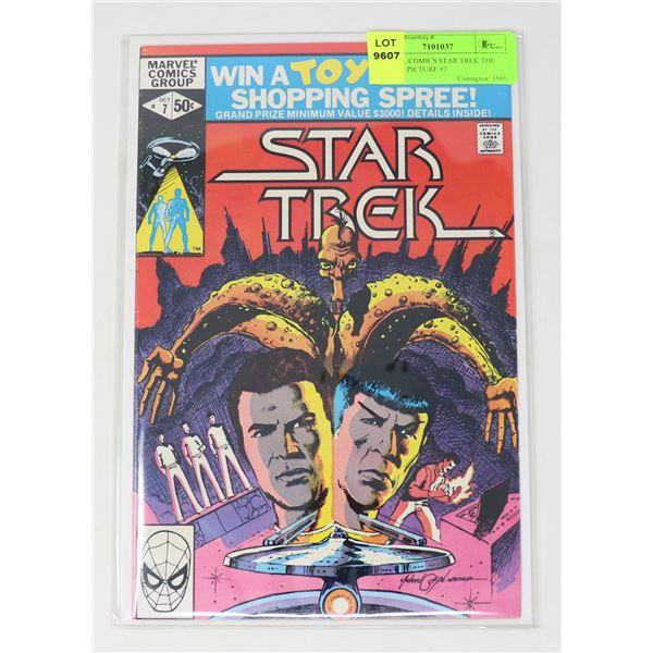 MARVEL COMICS STAR TREK THE MOTION PICTURE #7