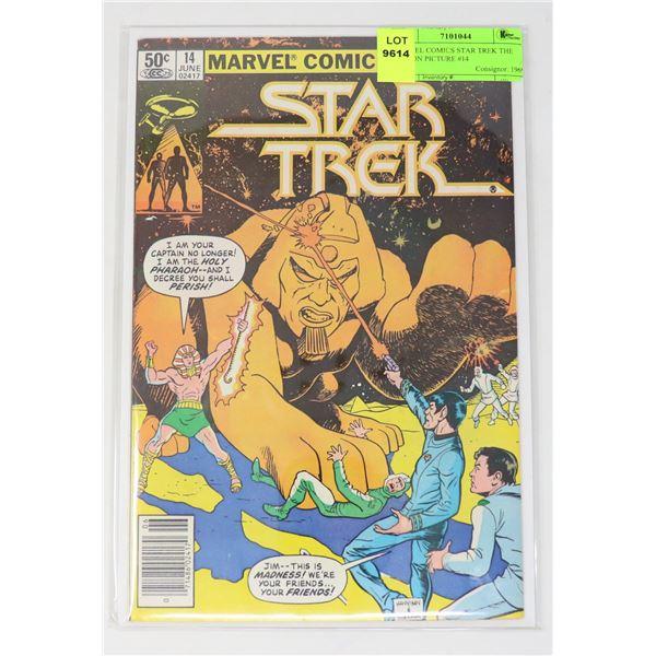 MARVEL COMICS STAR TREK THE MOTION PICTURE #14