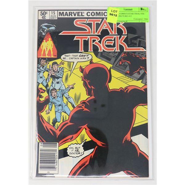 MARVEL COMICS STAR TREK THE MOTION PICTURE #15