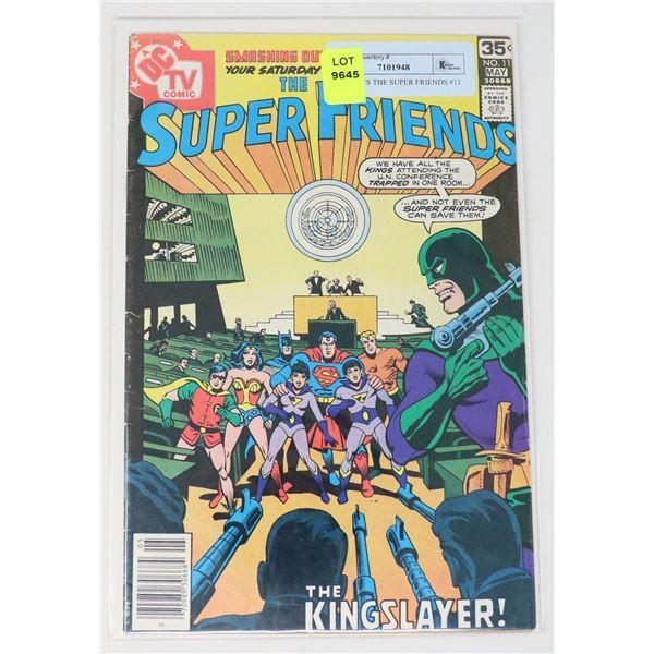 DC COMICS THE SUPER FRIENDS #11