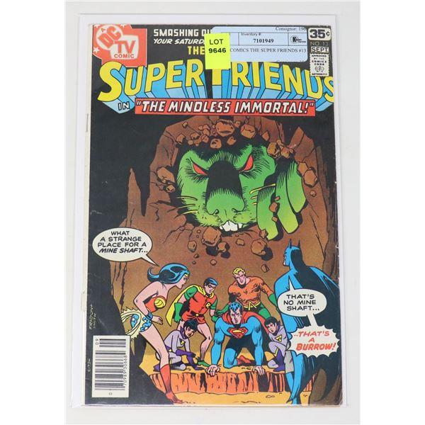DC COMICS THE SUPER FRIENDS #13