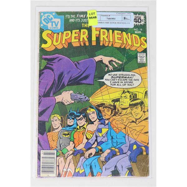 DC COMICS THE SUPER FRIENDS #18