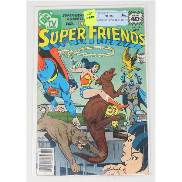 DC COMICS THE SUPER FRIENDS #19