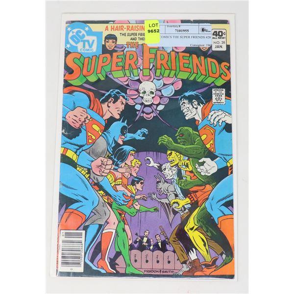 DC COMICS THE SUPER FRIENDS #28