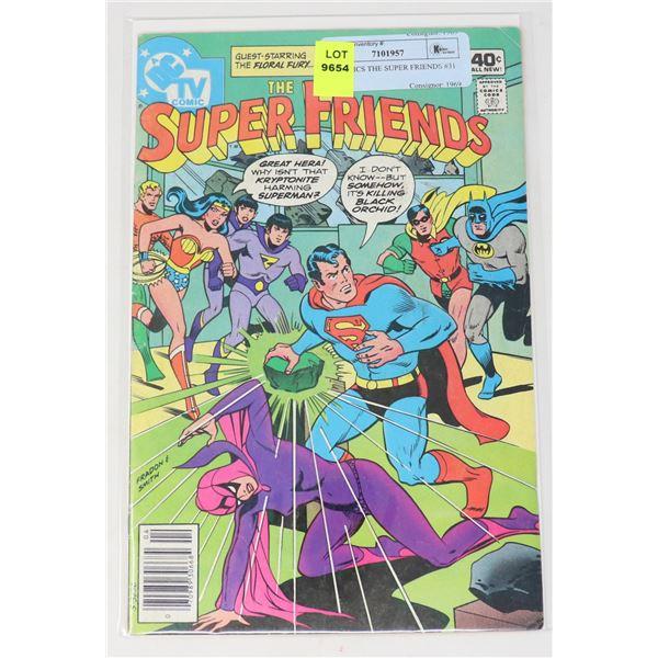 DC COMICS THE SUPER FRIENDS #31