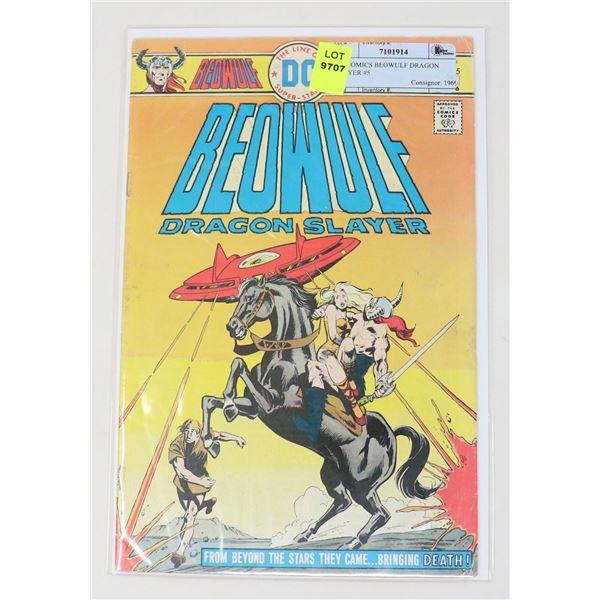 DC COMICS BEOWULF DRAGON SLAYER #5