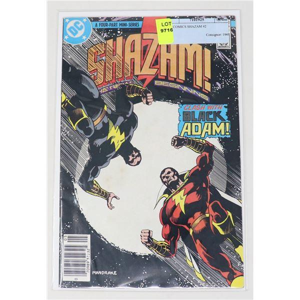 DC COMICS SHAZAM #2