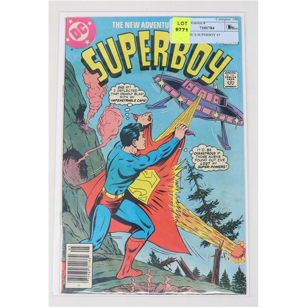 DC COMICS SUPERBOY #5