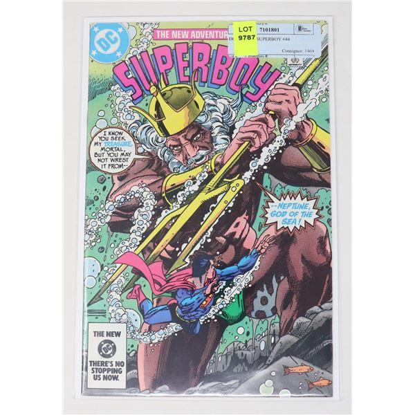 DC COMICS SUPERBOY #44