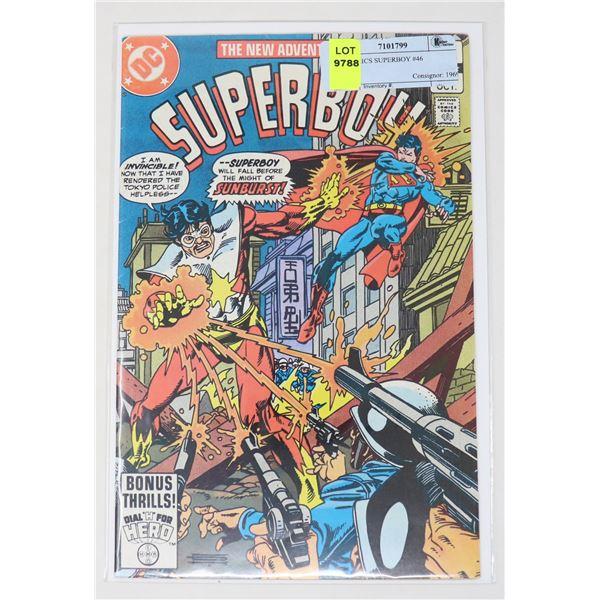 DC COMICS SUPERBOY #46