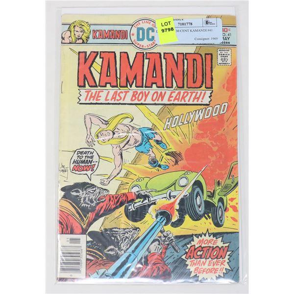 DC COMICS 30 CENT KAMANDI #41