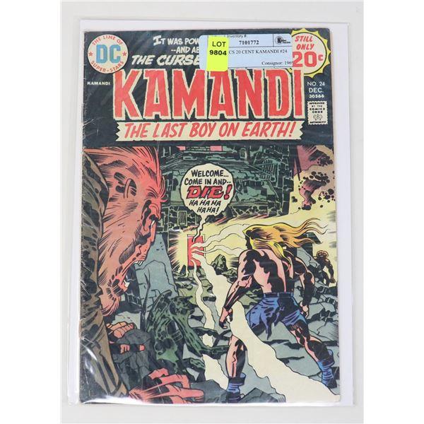DC COMICS 20 CENT KAMANDI #24