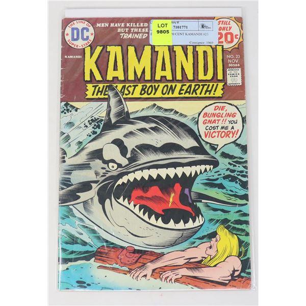 DC COMICS 20 CENT KAMANDI #23