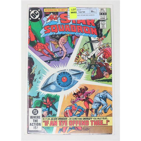 DC COMICS ALL-STAR SQUADRON #10