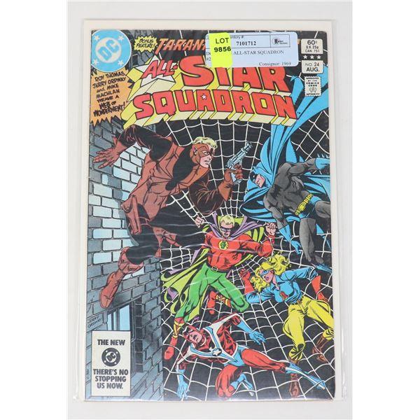 DC COMICS ALL-STAR SQUADRON #24