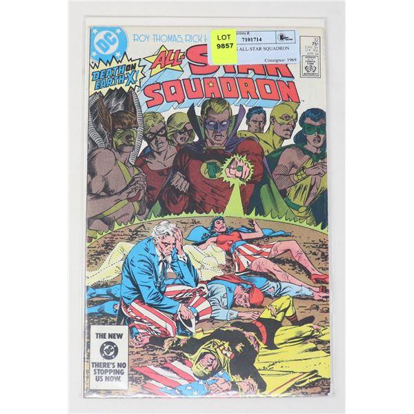 DC COMICS ALL-STAR SQUADRON #32