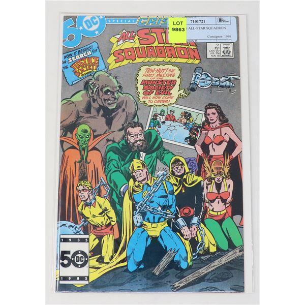 DC COMICS ALL-STAR SQUADRON #51