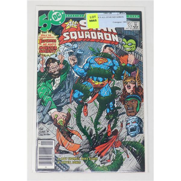 DC COMICS ALL-STAR SQUADRON #53