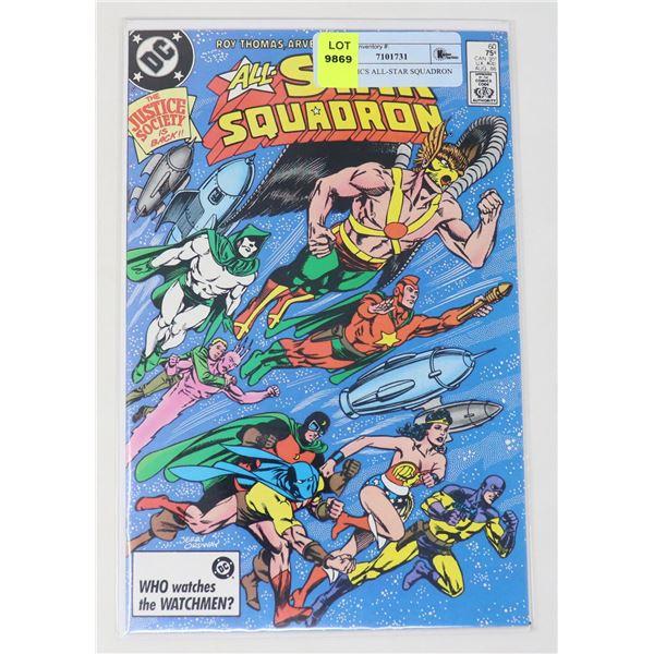 DC COMICS ALL-STAR SQUADRON #60