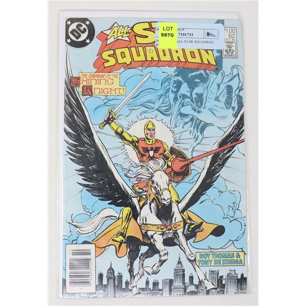 DC COMICS ALL-STAR SQUADRON #62