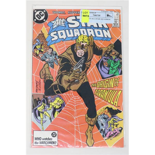 DC COMICS ALL-STAR SQUADRON #66