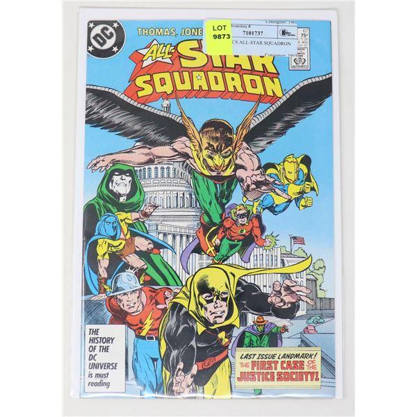 DC COMICS ALL-STAR SQUADRON #67