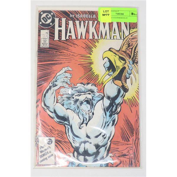 DC COMICS HAWKMAN #5